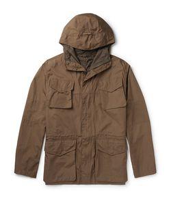 Aspesi | Cotton Hooded Field Jacket