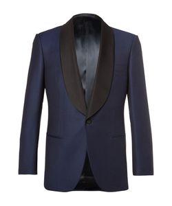 Kingsman | Slim-Fit Faille-Trimmed Wool Tuxedo Jacket