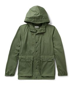 Engineered Garments | Canvas Hooded Parka