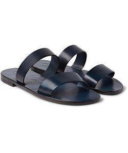 ÁLVARO | Alex Leather Sandals