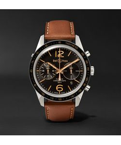 Bell & Ross | Br 126 Sport Heritage Gmt And Flyback