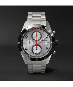 Mont Blanc | Timewalker Chronograph Automatic 43mm Stainless Steel And Ceramic Watch