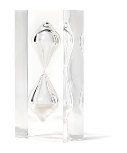 Foundwell Vintage | 1970s Lucite Hourglass
