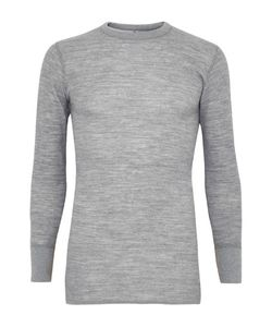 Snow Peak | Textu Wool And Cotton-Blend Base Layer T-Shirt
