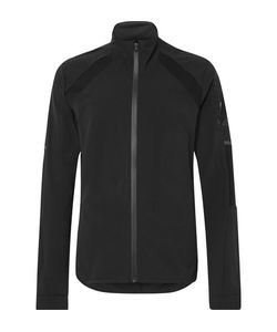 Adidas Sport | Ultra Energy Run Stretch Jersey-Panelled Ripstop Jacket
