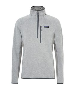 Patagonia | Performance Better Polartec Power Stretch Jersey-Panelled Sweater