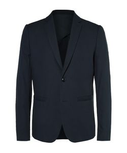 Folk | Counter Slim-Fit Cotton-Piqué Blazer