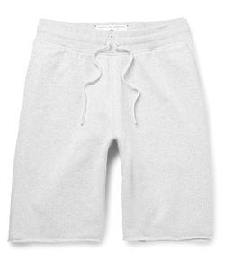Reigning Champ | Slim-Fit Loopback Cotton-Jersey Drawstring Shorts