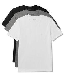 HUGO BOSS | Three-Pack Cotton-Jersey T-Shirts