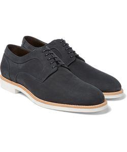 HUGO BOSS | Ocean Nubuck Derby Shoes