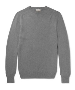MARGARET HOWELL | Cotton And Cashmere-Blend Sweater