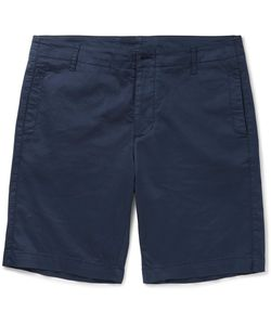Albam | Cadet Stretch-Cotton Shorts