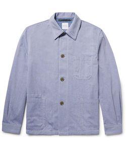 Paul Smith | Cotton Oxford Shirt Jacket