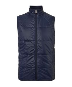 DUNHILL LINKS | Muirfield Quilted Shell Golf Gilet