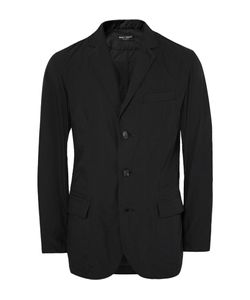 Marvy Jamoke | Cotton-Blend Blazer Black