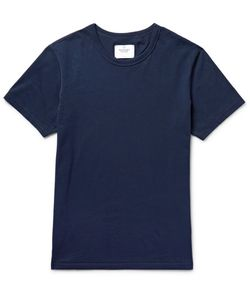 Reigning Champ | Cotton-Jersey T-Shirt Blue