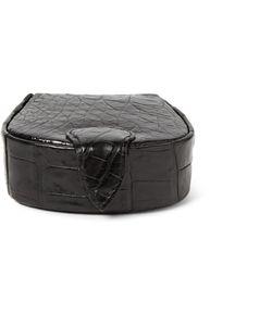 Santiago Gonzalez | Crocodile Cufflinks Box Gray