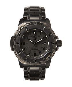 Luminox | F-177 Nighthawk 6400-Series Stainless Steel Watch Black