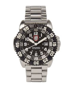 Luminox | Navy Seal Colormark 3152 Series Stainless Steel Watch Silver