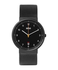 Braun | Bn0032 Matte Stainless Steel Watch Black