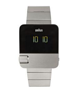 Braun | Bn0106 Stainless Steel Watch Silver
