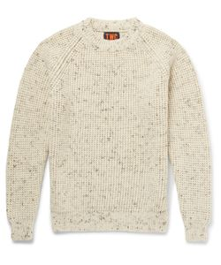 The Workers Club | Merino Wool Sweater Neutrals