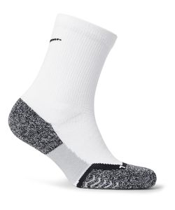 Nike Tennis   Elite Crew Dri-Fit Tennis Socks White