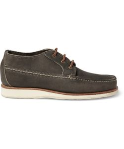Red Wing Shoes | Leather Chukka Boots Gray