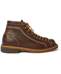 THOROGOOD | Portage Leather Boots Brown