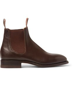 R.M. Williams | Craftsmen Leather Chelsea Boots Brown