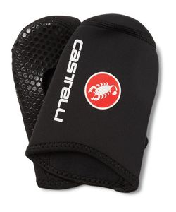Castelli | Toe Thingy Weatherproof Neoprene Shoe Covers Black