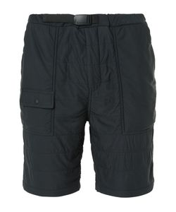 Snow Peak | Insulated Shell Shorts Black