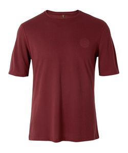Iffley Road | Cambrian Dri-Release Crew Neck Running T-Shirt Burgundy