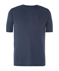 Iffley Road | Cambrian Dri-Release Running T-Shirt Blue
