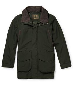 Musto Shooting | Waterproof Gore-Texreg Shooting Jacket Green