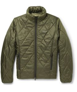 Musto Shooting | Patterned Quilted Jacket Green