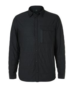 Snow Peak | Insulated Shell Shirt Black