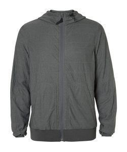 Snow Peak | Insulated Shell Hooded Jacket Gray