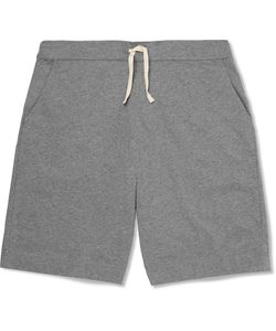 Oliver Spencer Loungewear | Supima Cotton-Jersey Shorts Gray