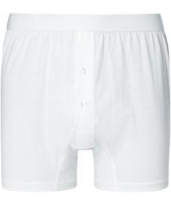 Handvaerk | Pima Cotton-Jersey Boxer Briefs White