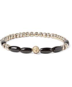 LUIS MORAIS | Gold Diamond And Spinel Bead Bracelet Gold