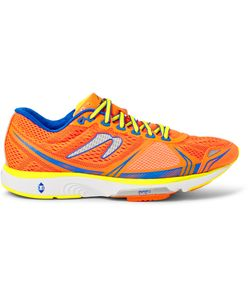 Newton | Motion V Mesh Running Sneakers Orange