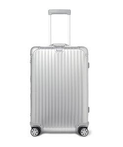 Rimowa | Topas Multiwheel 68cm Suitcase Silver