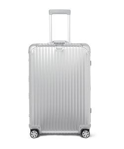 Rimowa | Topas Multiwheel 78cm Suitcase Silver