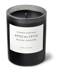 Byredo | Apocalyptic Scented Candle Black