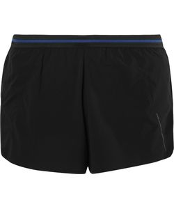 Soar Running | Shell Race Shorts Black