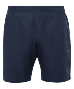 Iffley Road   Hampton Running Shorts Blue