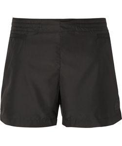 Iffley Road   Shell Running Shorts Black