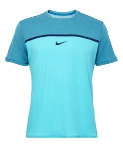 Nike Tennis   Court Challenger Premier Rafa Dri-Fit T-Shirt Blue