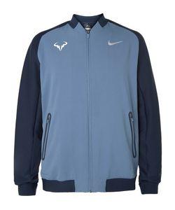 Nike Tennis   Premier Rafa Two-Tone Dri-Fit Jacket Blue